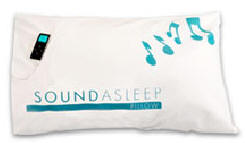 La almohada Sound Asleep Pillow