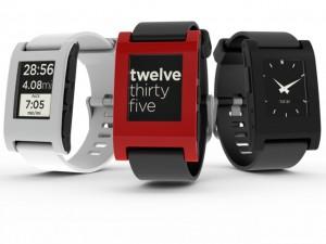 Sorprendente Pebble Smartwatch