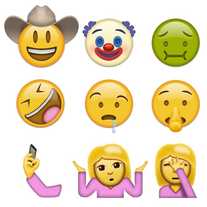 emojis del 2016