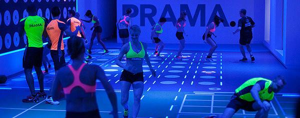 Prama el gimnasio interactivo todocell recargas m xico - Equipamiento de gimnasios ...