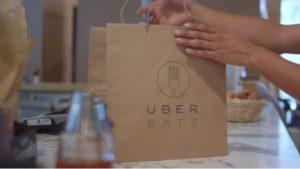 UberEATS Cupon
