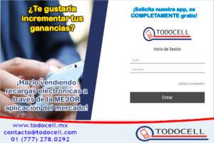¡Te presentamos TODOCELL.NET nuestra nueva plataforma!