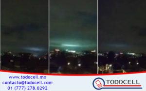 ¿Por qué se producen extrañas luces durante un sismo?