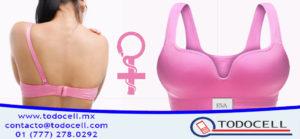 ¡Brasier mexicano promete ayudar en la detección del cáncer de mama!