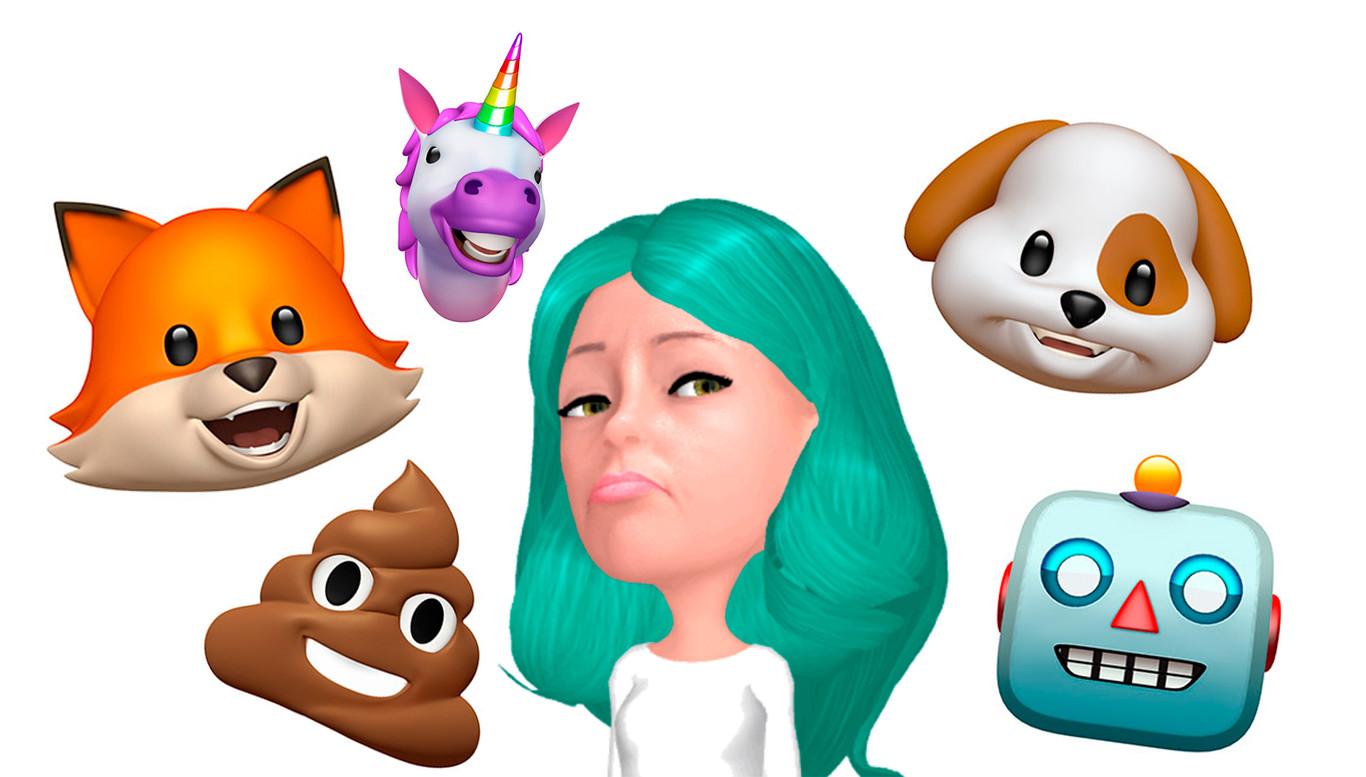 AR-Emoji-Vs-Animojis